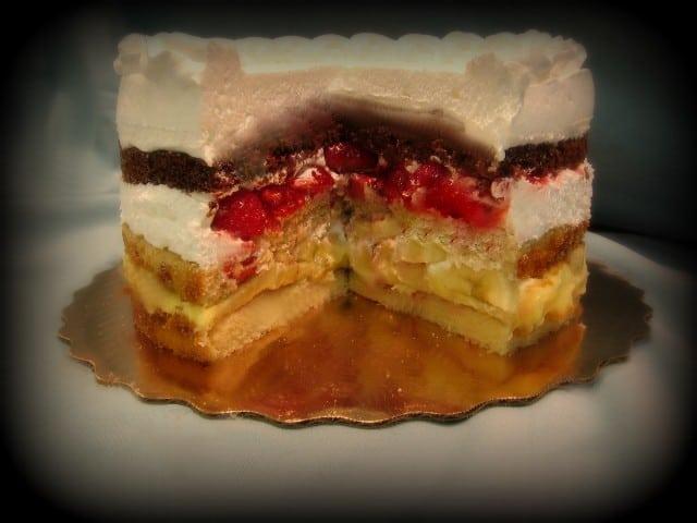 Atomic Cake Layers